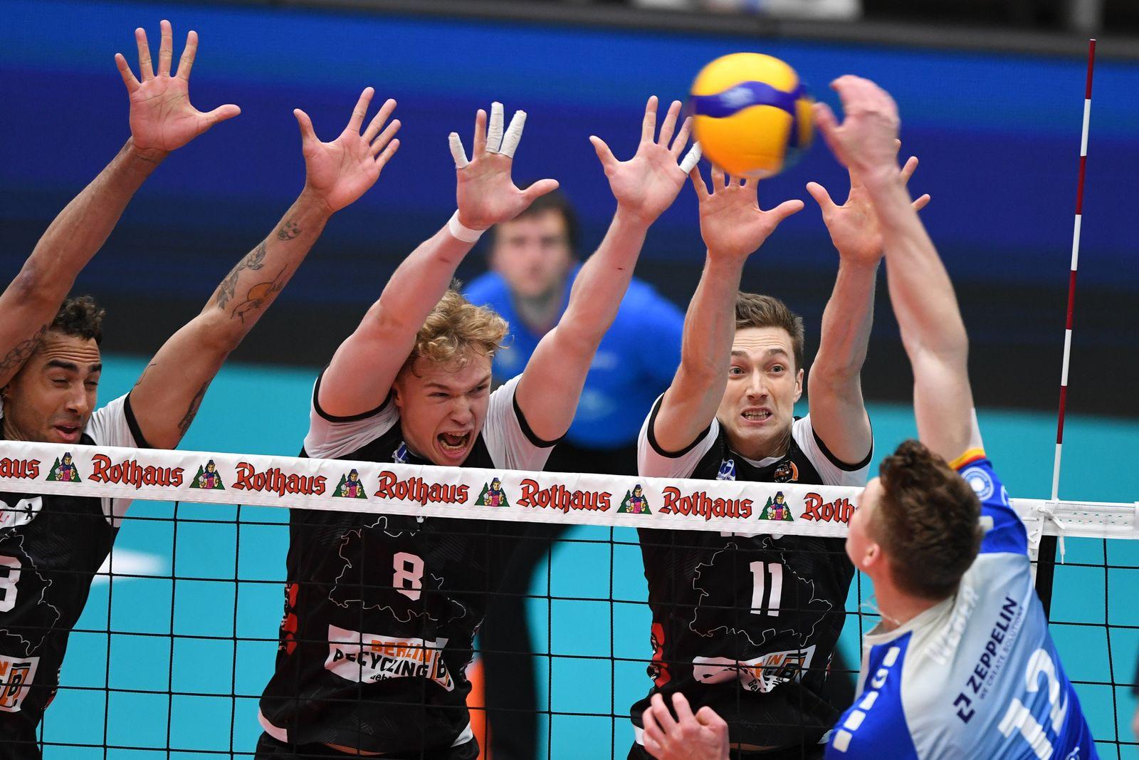 VfB Friedrichshafen - Berlin Volleys