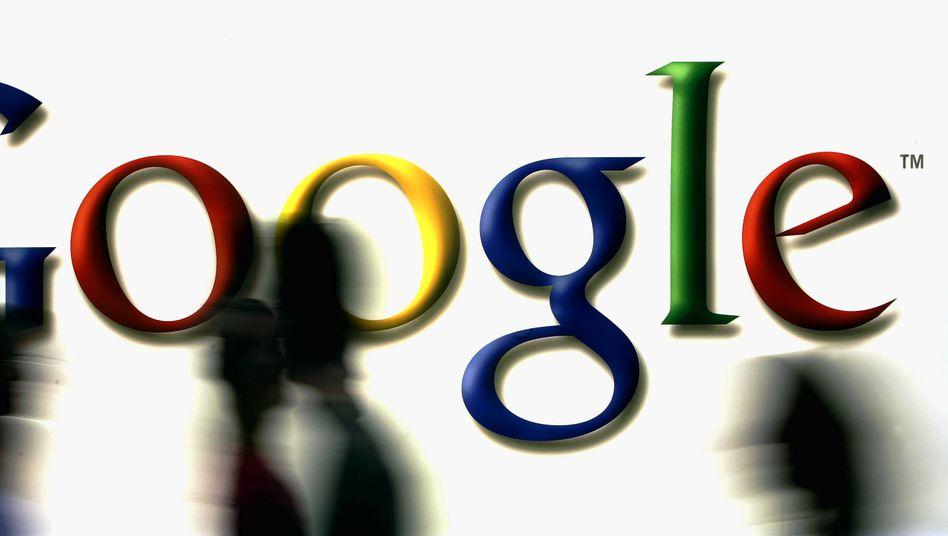 Suchmaschinen-Gigant Google: Französisches Unternehmen fordert Schadensersatz