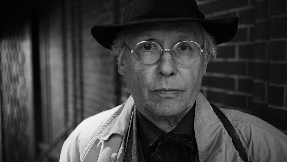 """Schriftsteller Chotjewitz: """"Ich bin doch kein Versatzstück"""""""