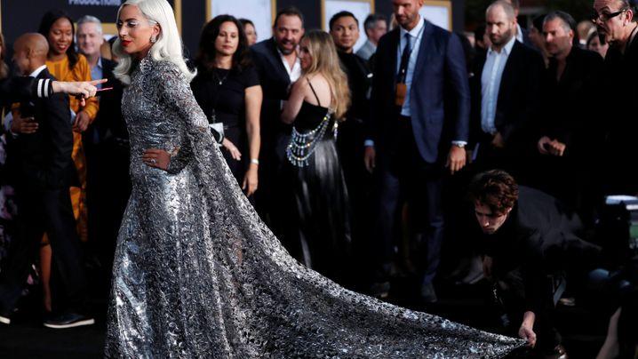 Lady Gaga und Bradley Cooper: Lob und liebe Worte