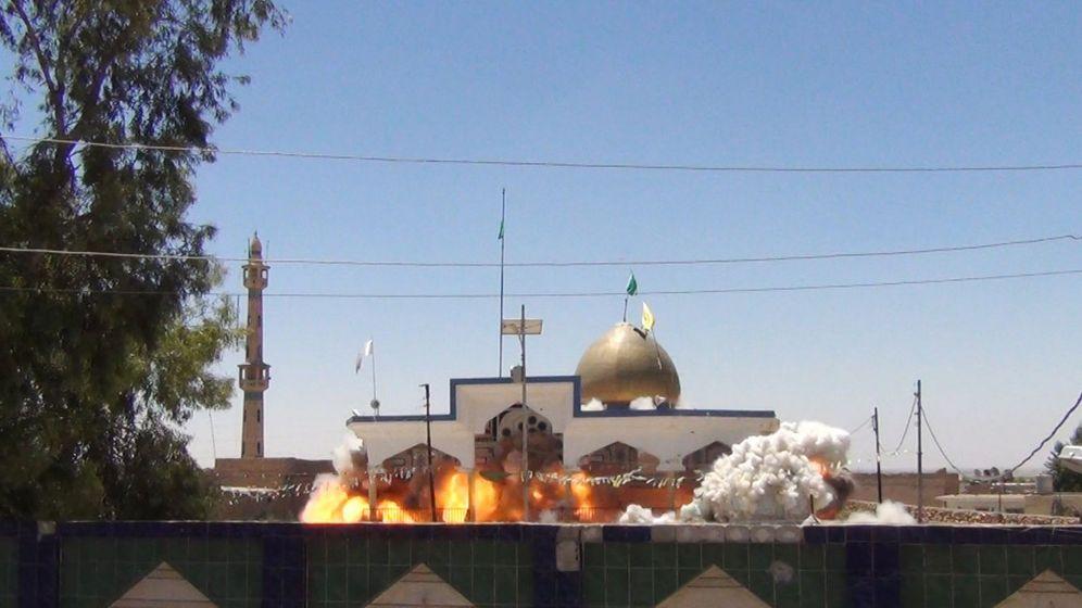 IS-Offensive im Irak: Sprengstoff gegen Kulturschätze