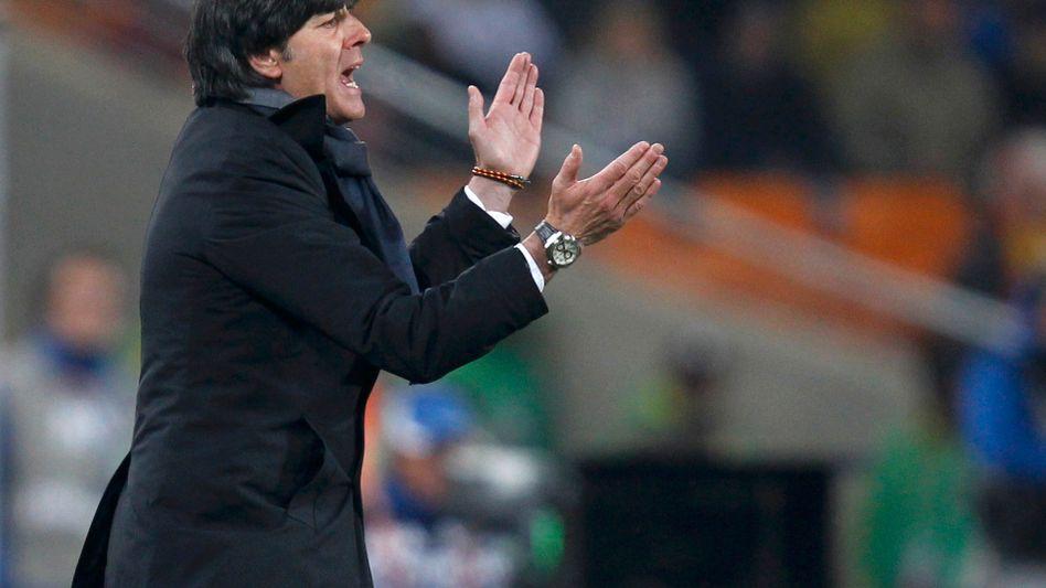 Bundestrainer Löw: Im Achtelfinale gegen England