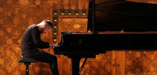 Pianist Igor Levit spielt im Vorprogramm der Grammys