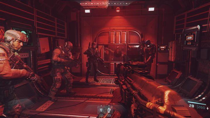 """Szene aus """"Infinite Warfare"""""""