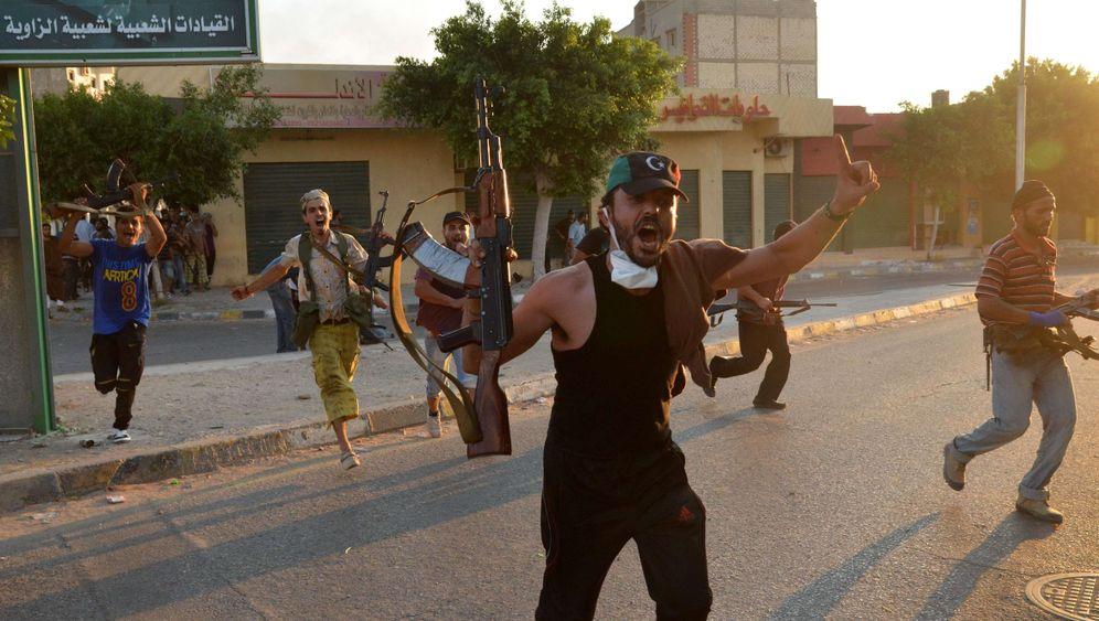 Libyen: Rebellen auf dem Vormarsch