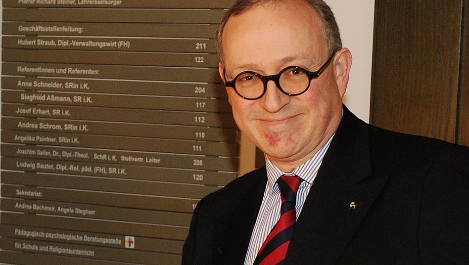 Er galt als enger Vertrauter Mixas: Dirk Hermann Voss