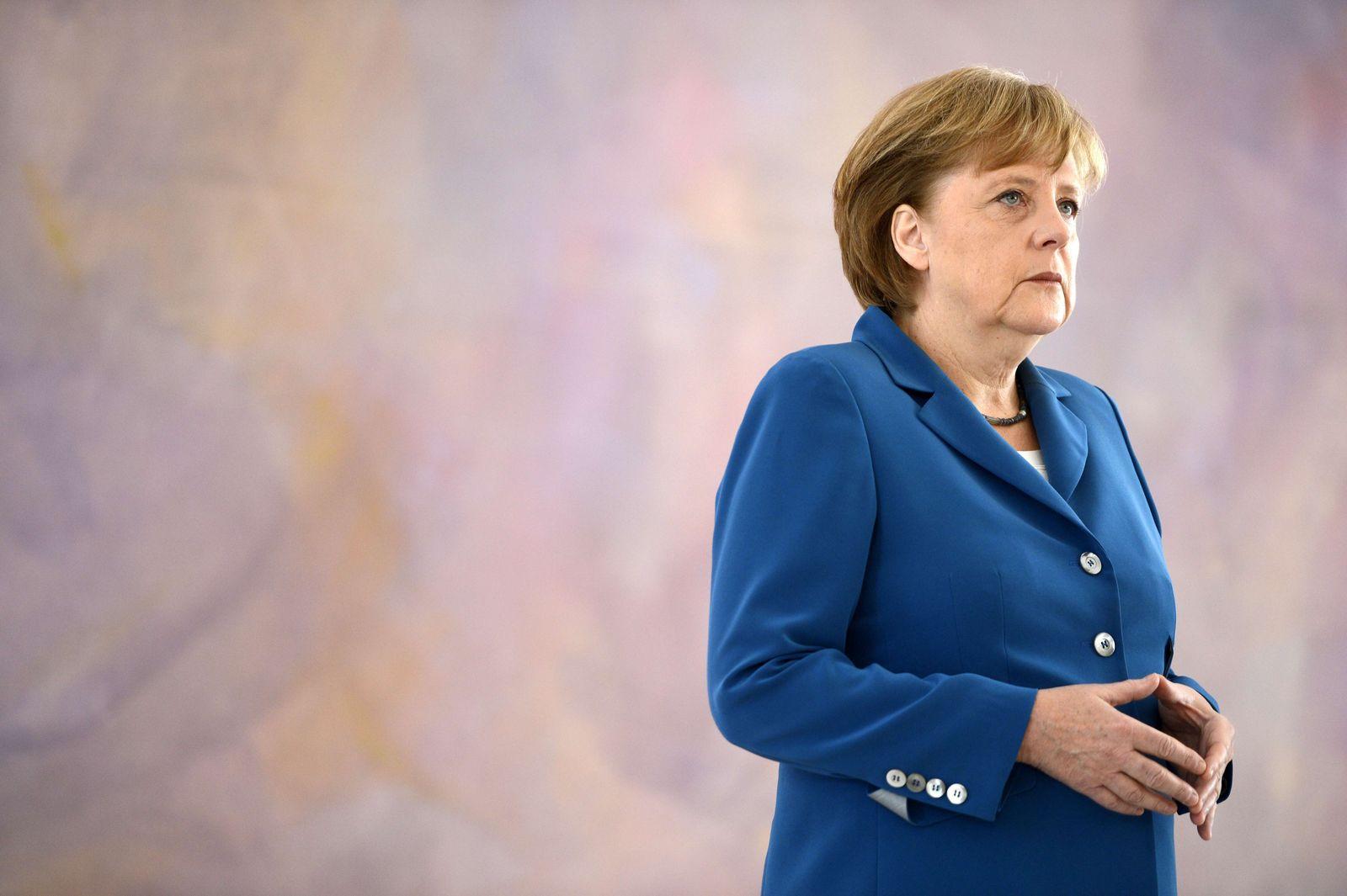 Merkel/ Bellevue