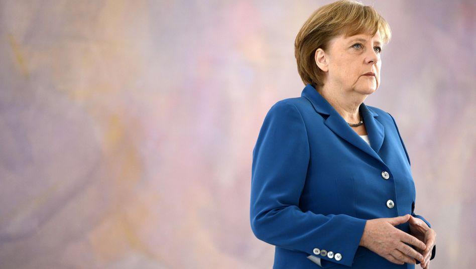 Krisenkanzlerin Merkel: Der große Bluff