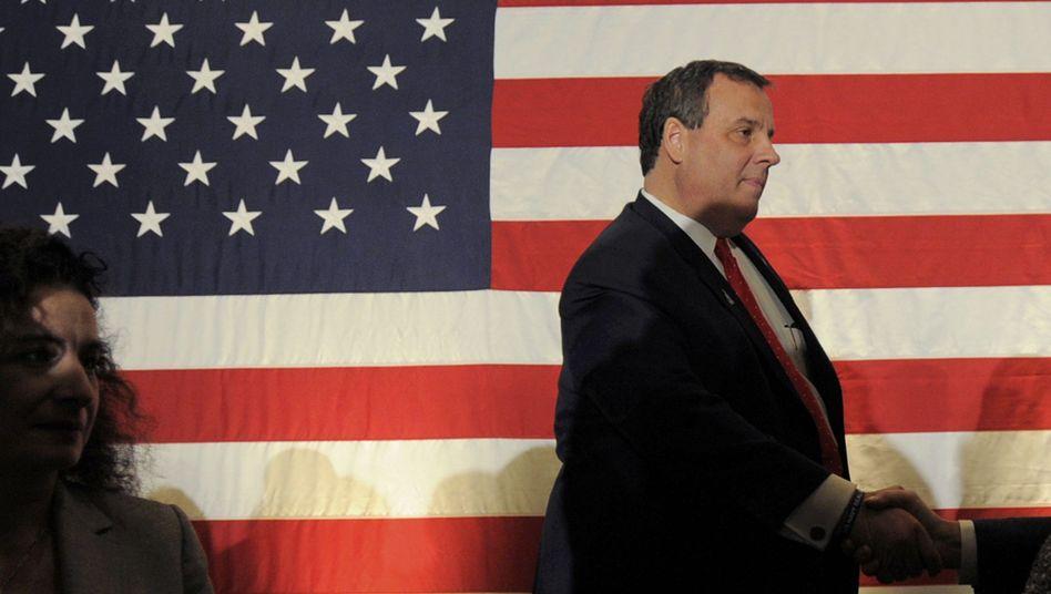 US-Republikaner Chris Christie: Nur Sechster bei den Vorwahlen