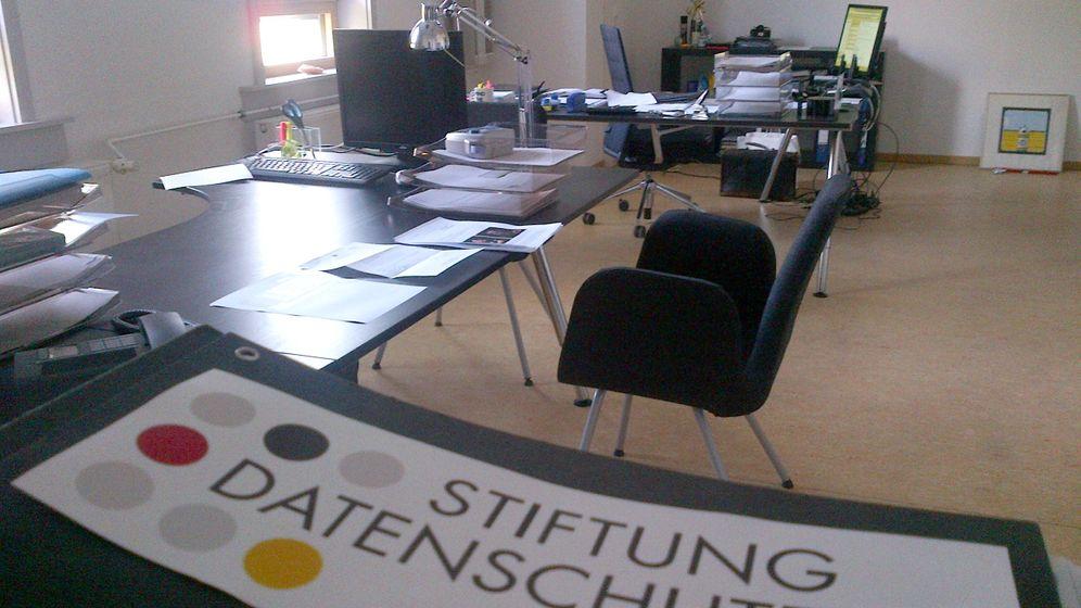 Besuch in Leipzig: Bilder von der Stiftung Datenschutz