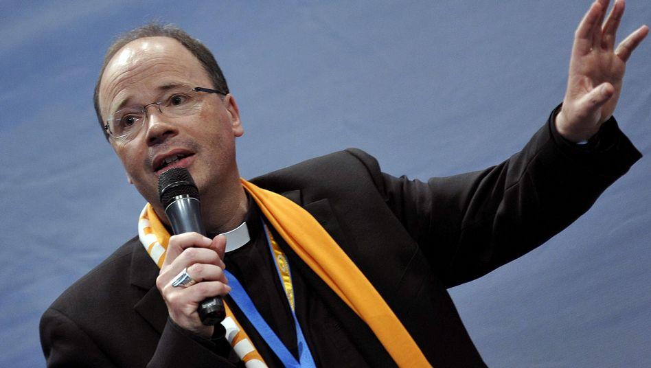 """Bischof Ackermann: """"Glaubwürdigkeit statt Scheinheiligkeit"""""""