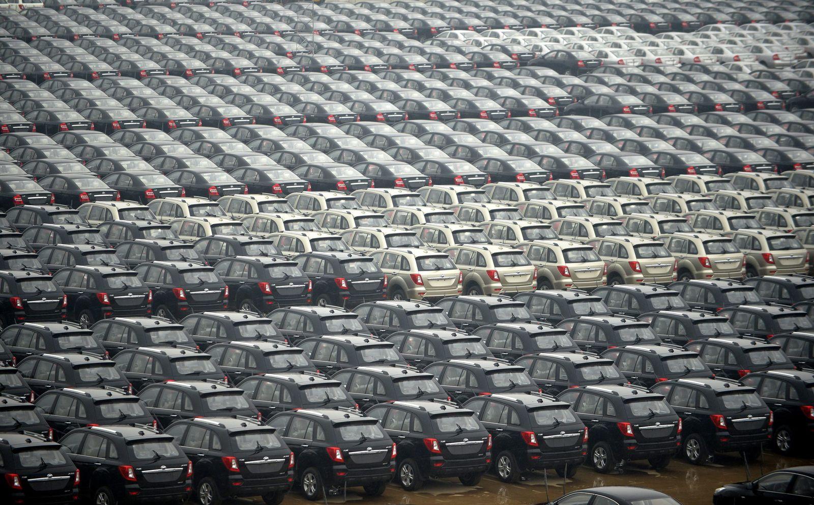 chinesische Automobile