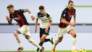 AC Mailand verliert 0:3 und ist trotzdem Hinrundenmeister