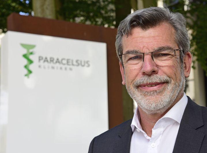 Paracelsus-Chef Michael Philippi