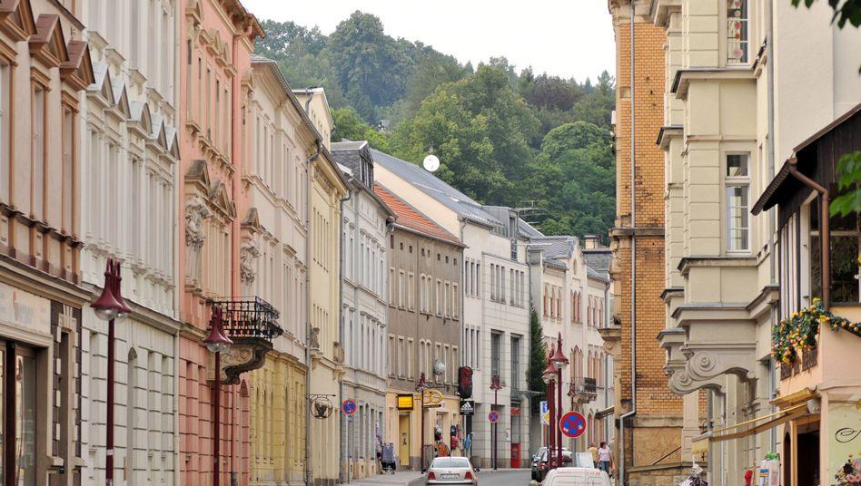 Altstadt Sebnitz (Archivbild)