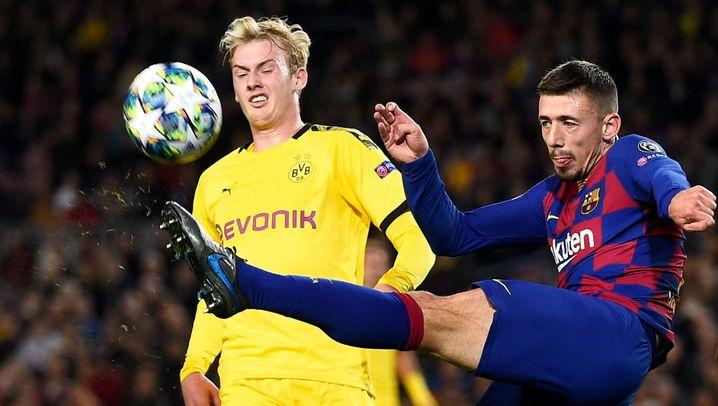 Messis 700. Barça-Spiel: Geschenke vom BVB