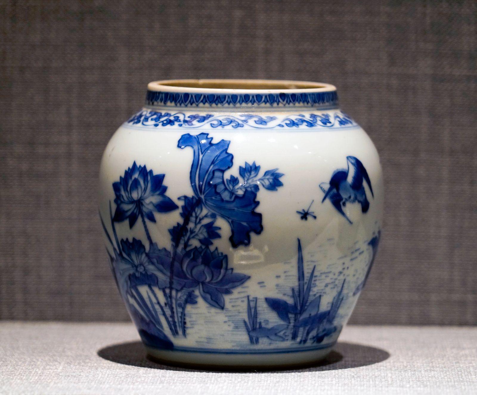 Ming Dynasty porcelain PUBLICATIONxNOTxINxCHN 648755772197961736