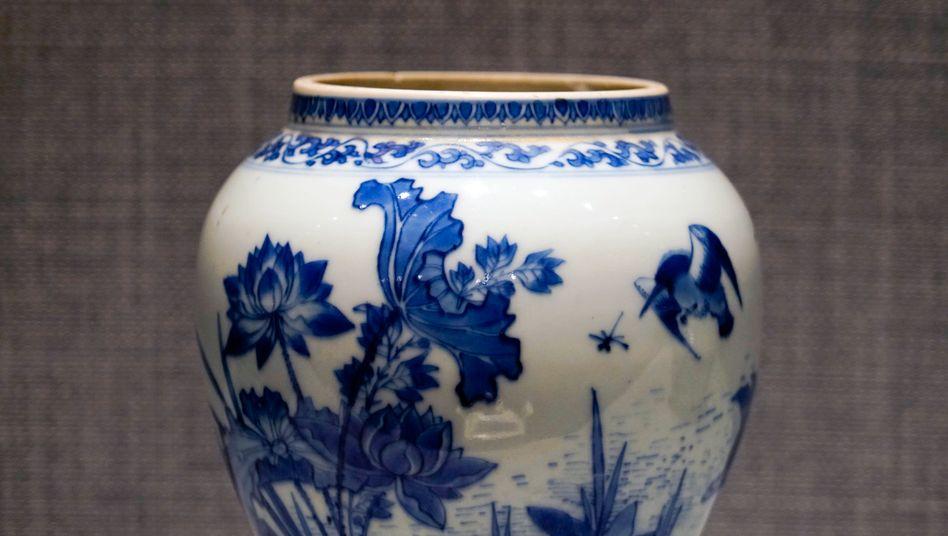 Die Ming-Dynastie im Kaiserreich China dauerte vom 14. bis ins 17. Jahrhundert – und ist vielen vor allem bekannt für ihr kunstvolles Porzellan.