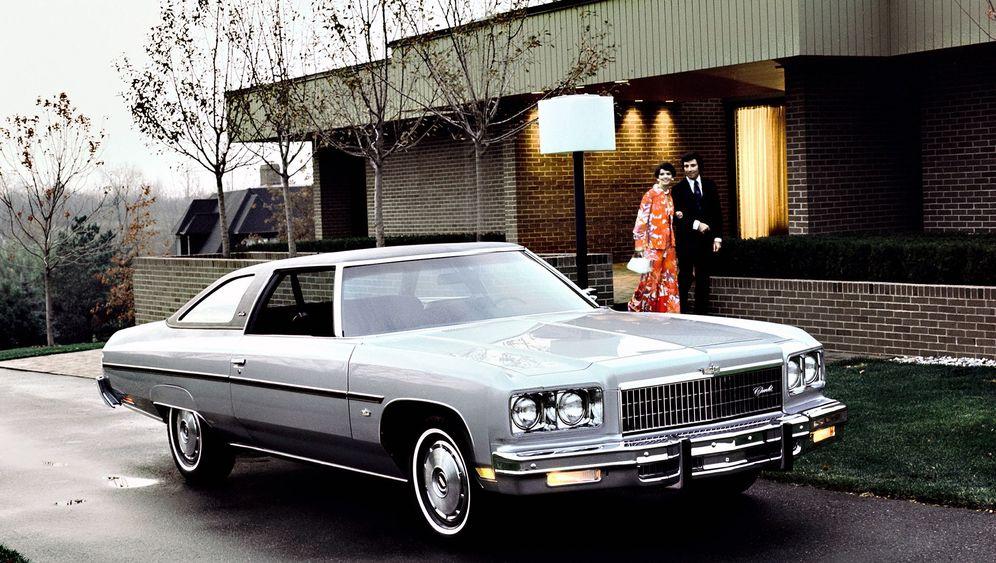 Günstige Oldtimer - Chevrolet Caprice: Luxus läuft