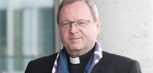 Katholische Kirche: Georg Bätzing strebt Segen für homosexuelle Paare an