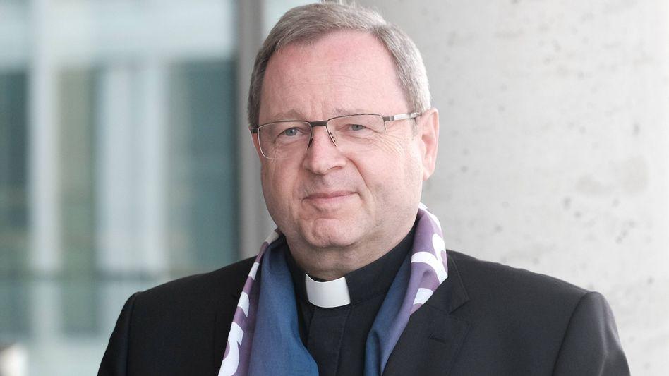 Georg Bätzing (Archiv): »Aha, es bewegt sich etwas in der Kirche«