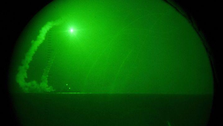 """Luftschlag gegen Gaddafi: """"Operation Odyssey Dawn"""""""
