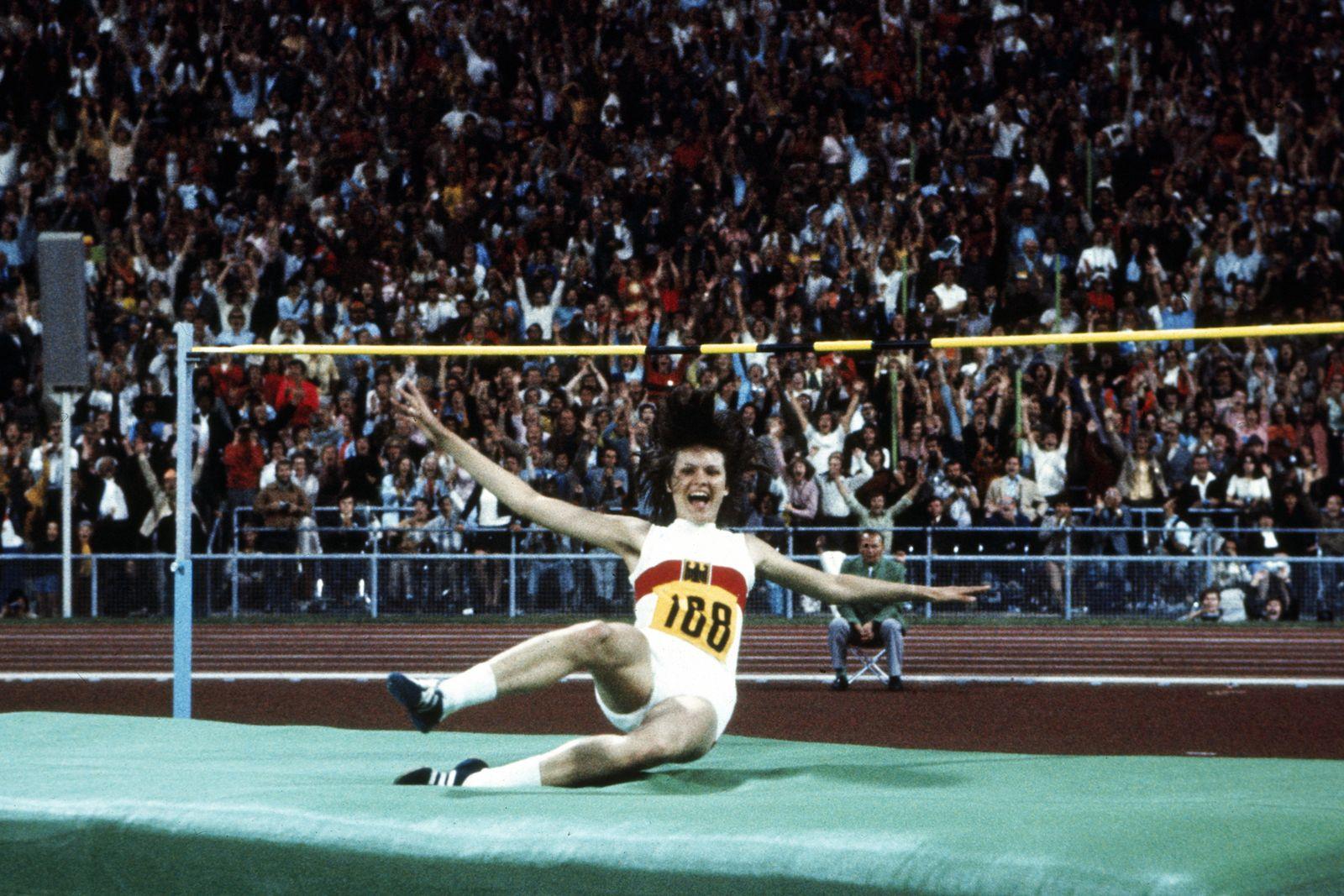 Germany Munich 1972 Summer Olympics