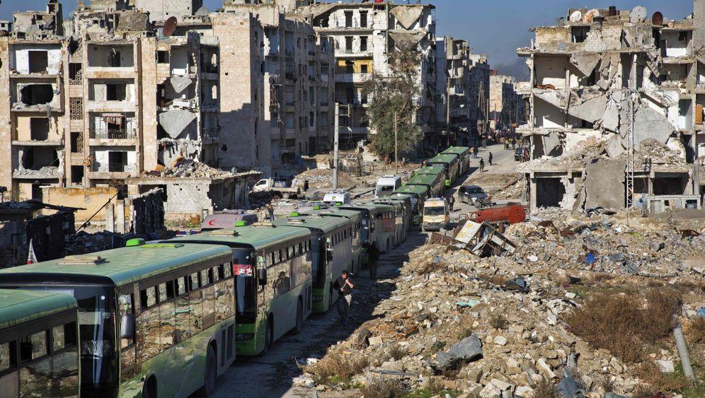 Aleppo: Das Ende der Schlacht