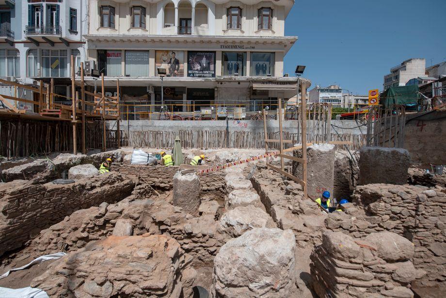 Überbleibsel der Via Egnatia: »Man kann es nicht einfach abmontieren und dann wieder zusammensetzen«