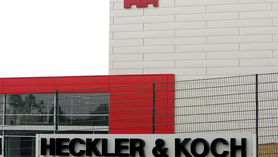 Zentrale von Heckler & Koch in Oberndorf am Neckar: Deal gestoppt