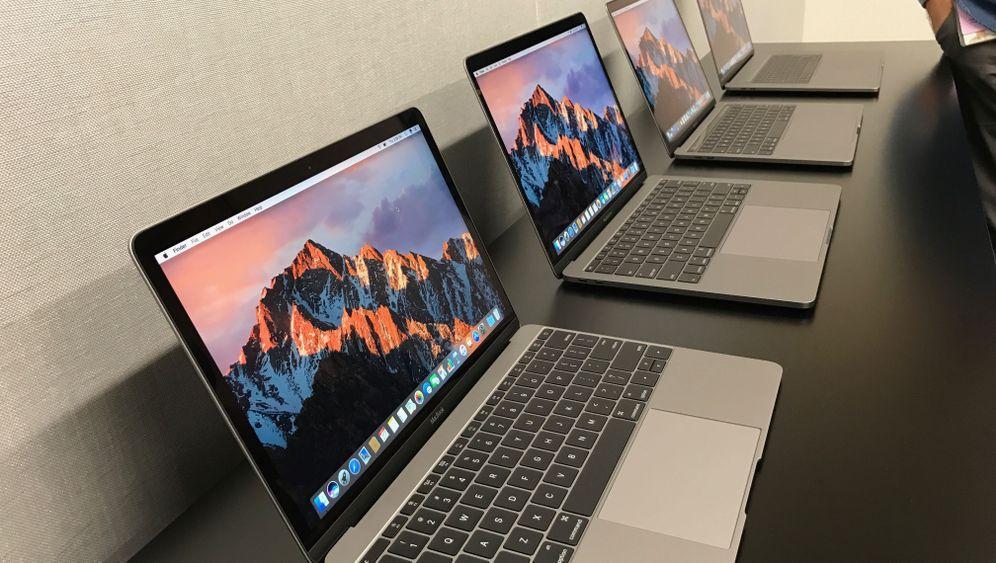 Neue MacBook-Pro-Modelle: Apples Touch Bar