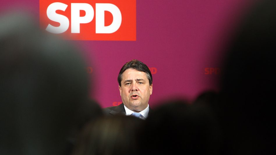 SPD-Chef Gabriel nach der Saar-Wahl: Mangel an sozialdemokratischer Skrupellosigkeit