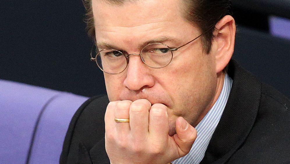 """Plagiatsaffäre: Guttenberg und die """"Bild"""""""
