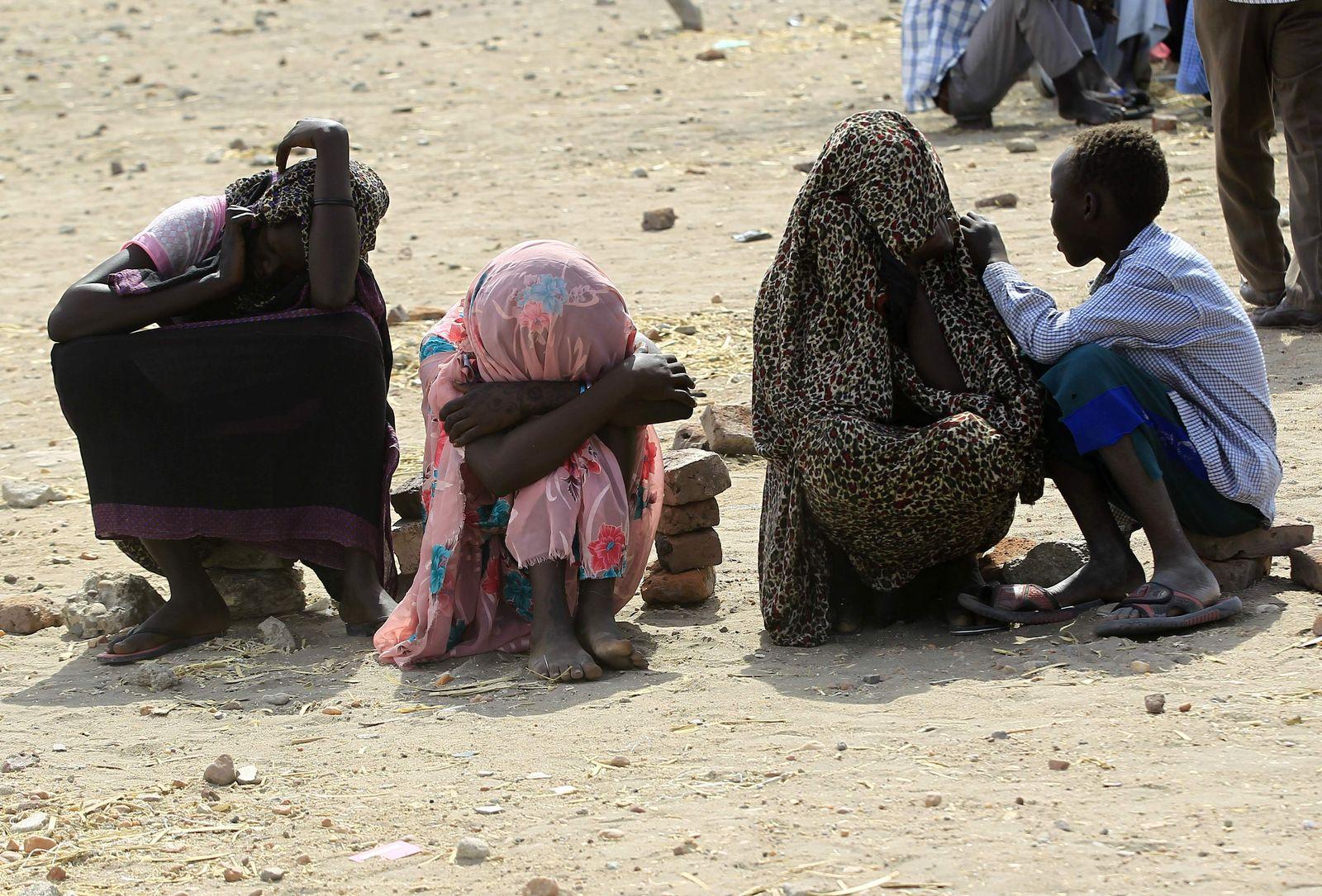 Südsudan/ Joda/ Flüchtlinge