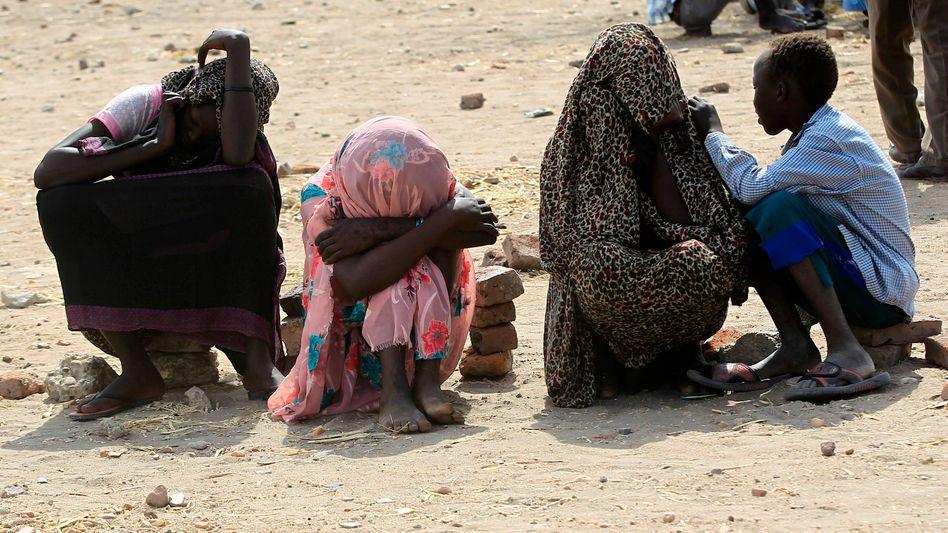 Flüchtlinge im Südsudan: Rebellen verüben Massaker