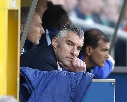 Ex-Schalke-Trainer Slomka: Kritik an Manager Müller.