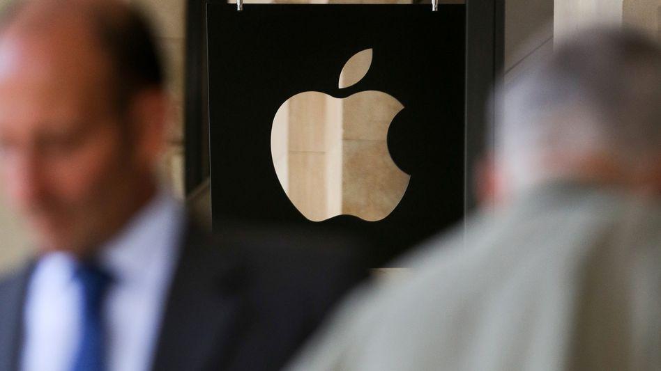 Apple-Store in London