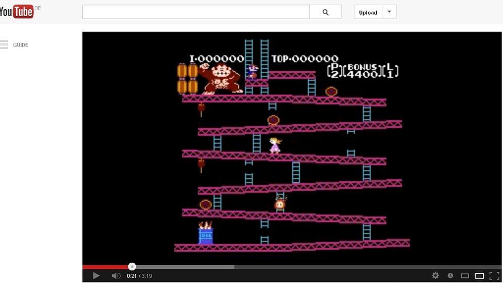 """Pauline rettet Mario: Papa baut """"Donkey Kong"""" für seine Tochter um"""