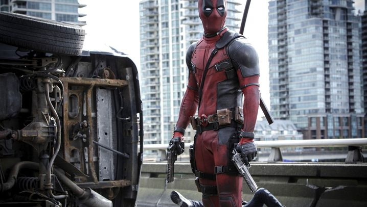 "Marvel-Film ""Deadpool"": Spinner mit Hang zum Splattern"
