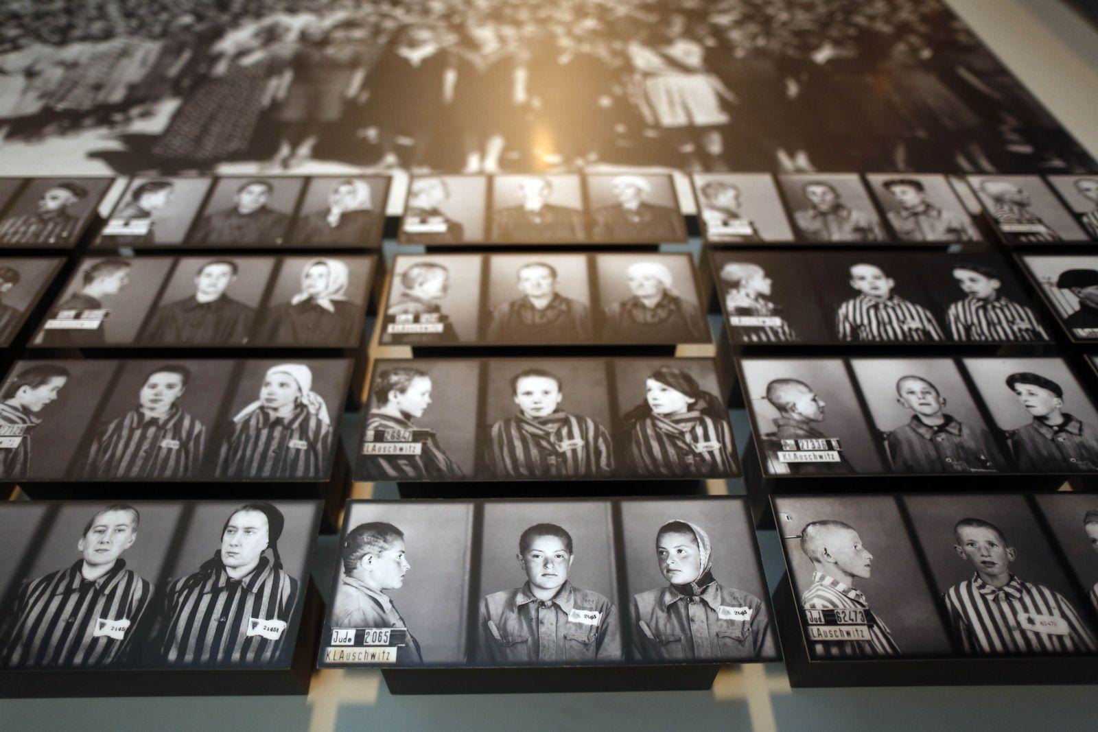 EINMALIGE VERWENDUNG NUR FÜR SPIEGEL Plus SPIEGEL 42/2017 Holocaust Verbrechen (STARTBILD)