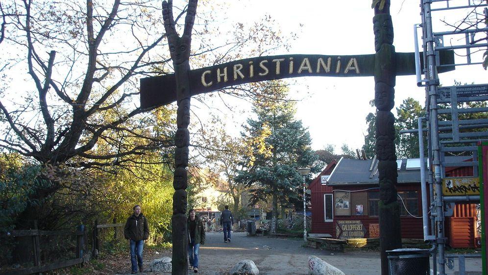Freistadt Christiania: Rechtsfreier Raum mitten in Kopenhagen
