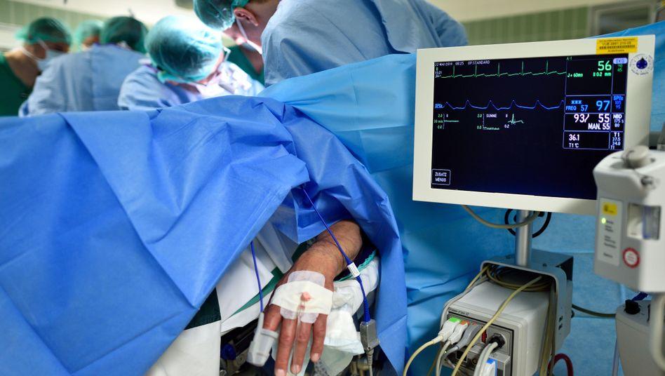Steriler OP? Das Uni-Klinikum Mannheim hat mit Hygienemissständen zu kämpfen