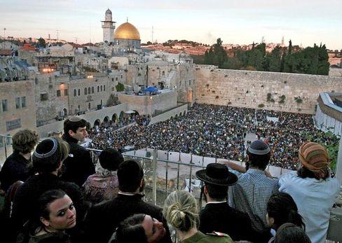 """Panorama Jerusalems: """"Da geht es nur um Religion"""""""
