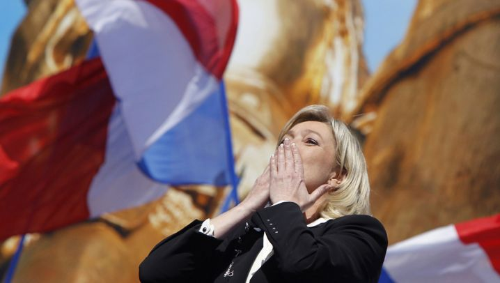 Präsidentschafts-Wahlkampf: Marine Le Pen plant neuen rechten Zusammenschluss
