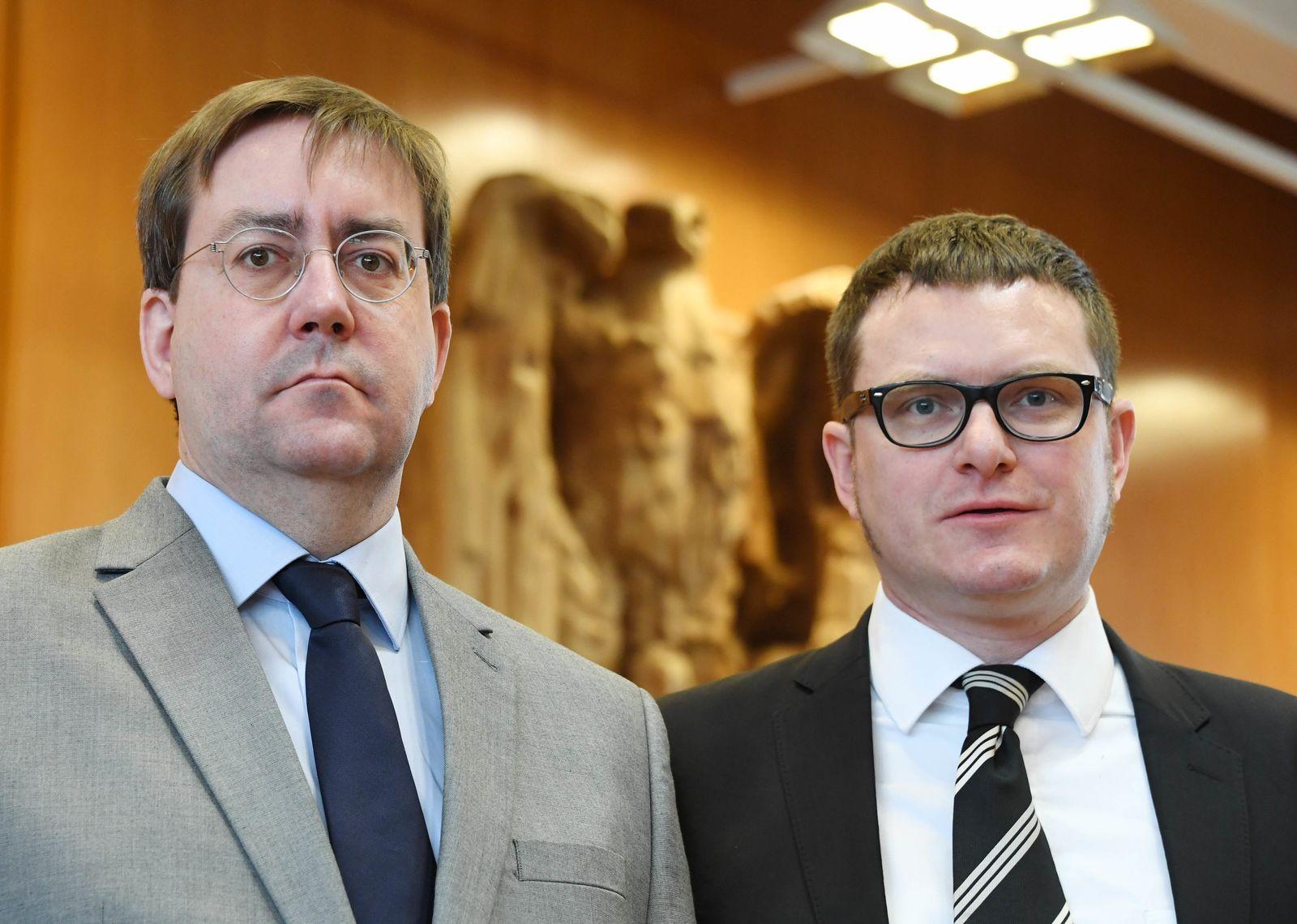 Bundesverfassungsgericht verhandelt zu BND