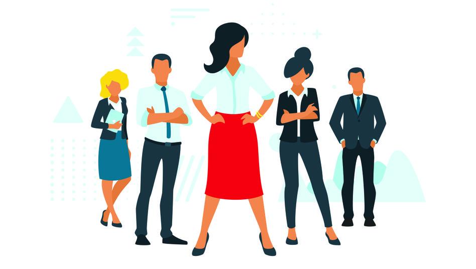 In 66 Prozent der Vorstandsetagen deutscher börsennotierter Unternehmen findet sich keine einzige Frau, bei den Dax-Unternehmen haben immerhin drei Viertel wenigstens eine Frau im Vorstand