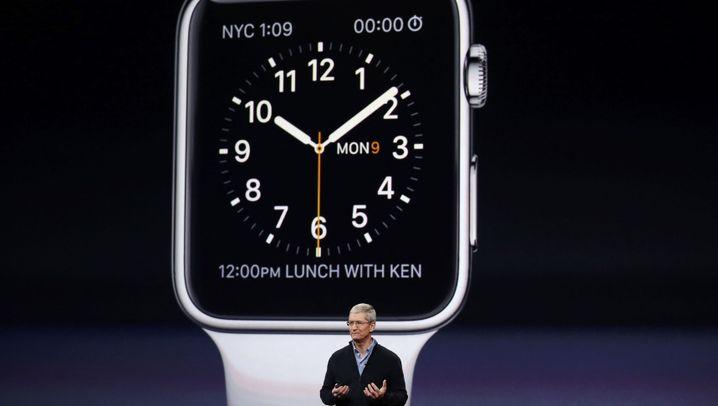 Apple-Präsentation: Neue Smartwatches, ein dünnes Macbook