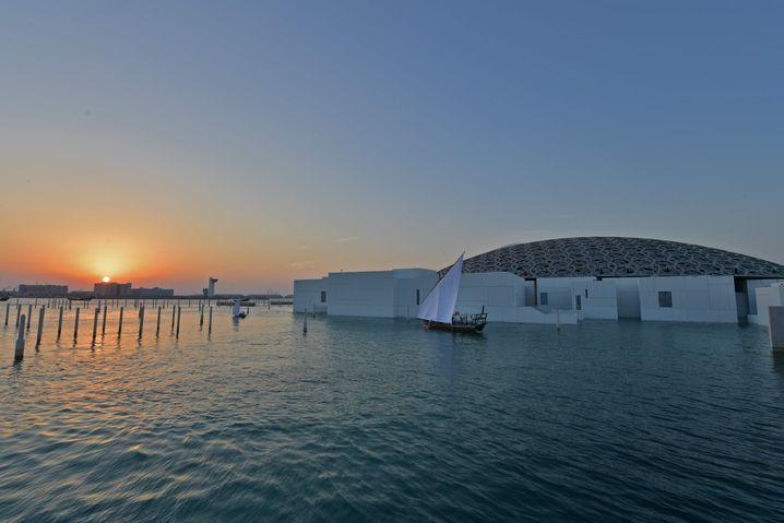 Louvre Abu Dhabi: Erlesene Kunst wie an einem absolutistischen Hof