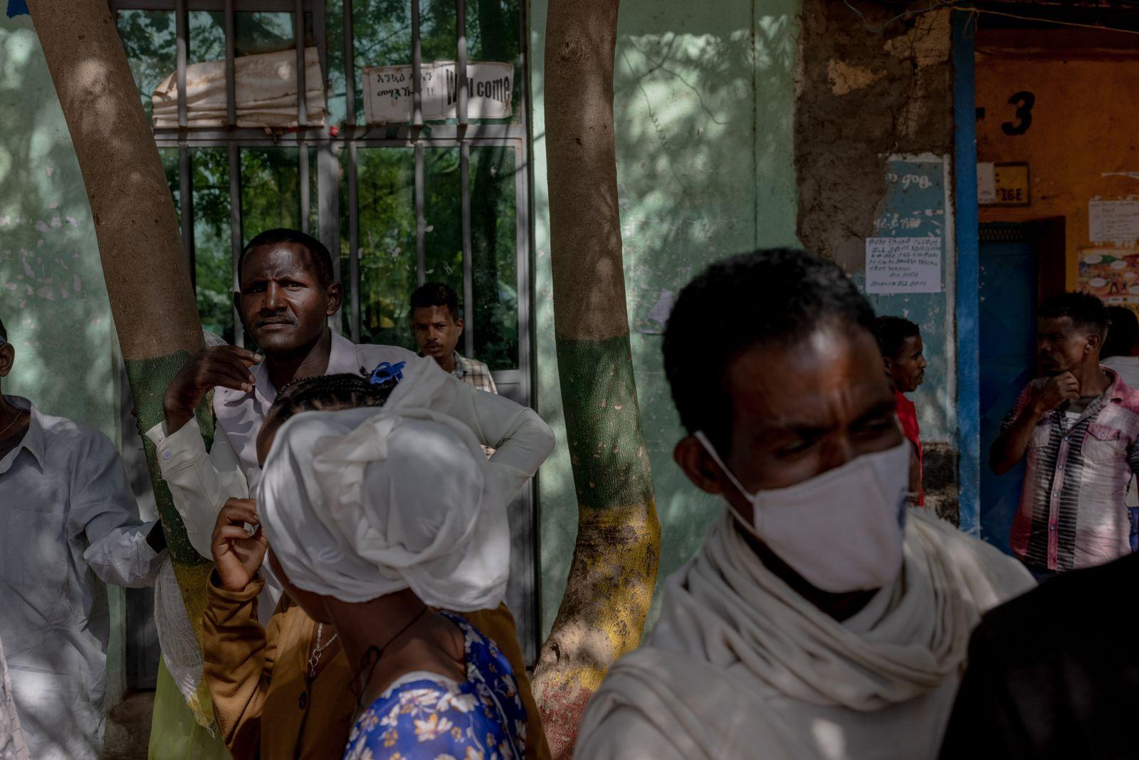 War in Tigray