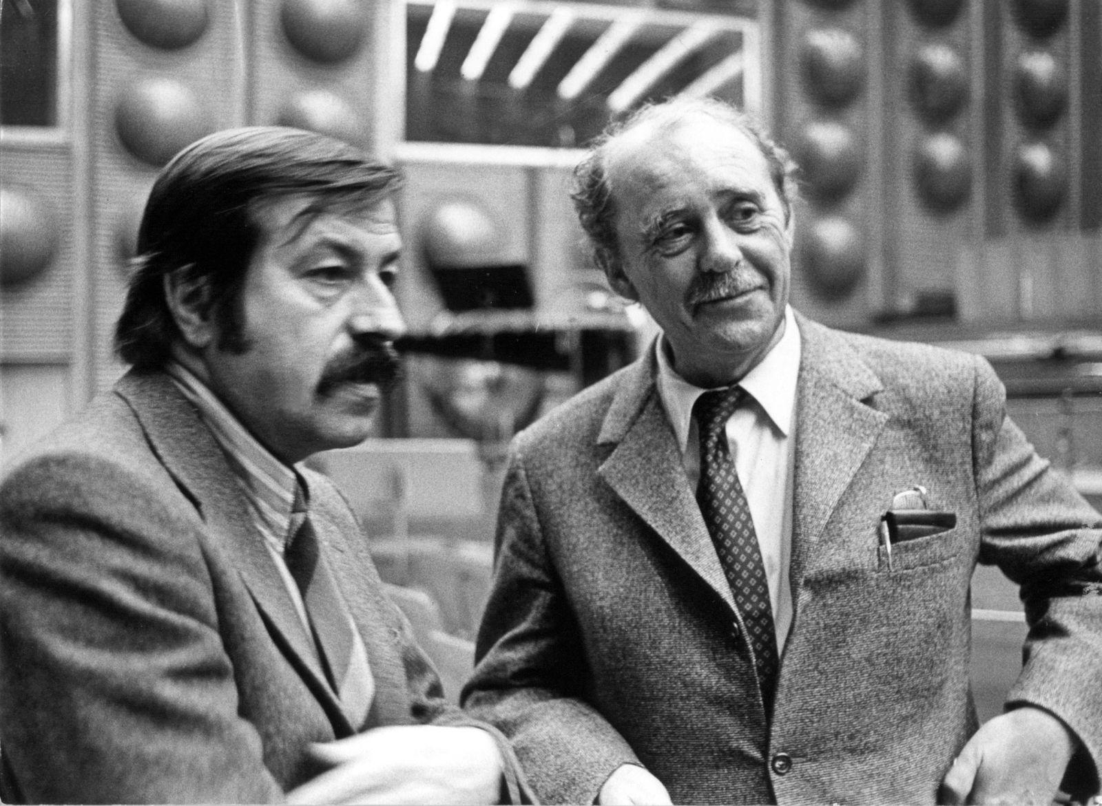 Heinrich Böll / Günter Grass